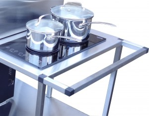 Mobile Cook Station Trolley