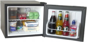 Mobile Cook Station Fridge