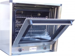 Mobile Cook Station Oven