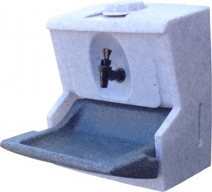 Hand Wash Sink Unit
