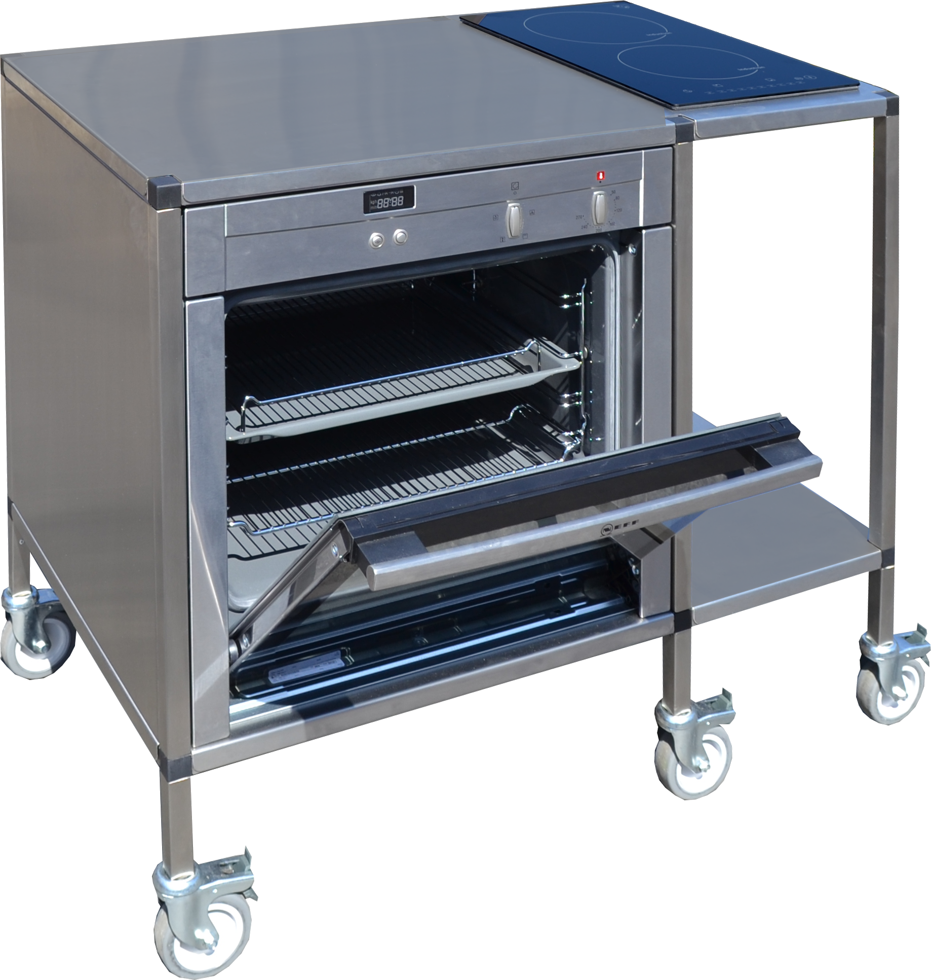 Mobile Cook Station Compact