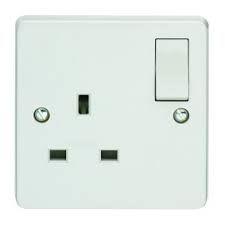 UK 13 Amp Socket